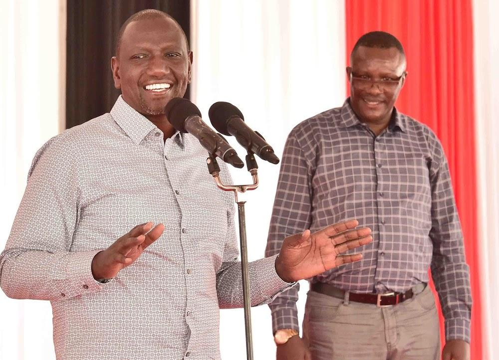 Ruto meets Nyanza think tanks in attempt to penetrate Raila's backyard