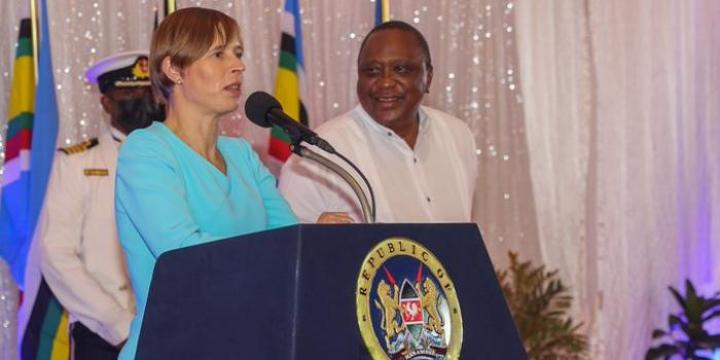Estonian President to Participate in Nairobi Streets Clean-up Exercise