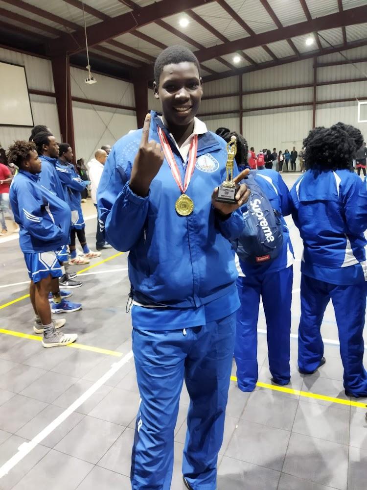 School girl Okot set to miss Afro-Basket chance