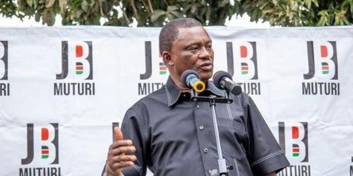 Deep State Threatening Me for Declaring Presidential Bid- Speaker Muturi