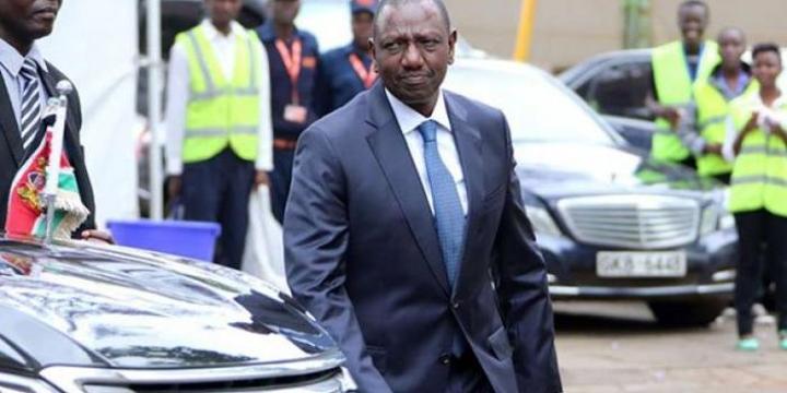 Ruto Hits Out at Moses Kuria Over Mt Kenya Politics