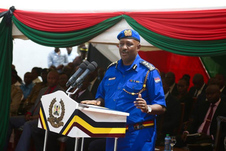 Laikipia a no go zone for political meetings without clearance - IG