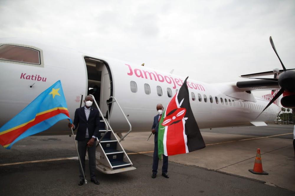 Jambojet commences Nairobi-Goma direct flights