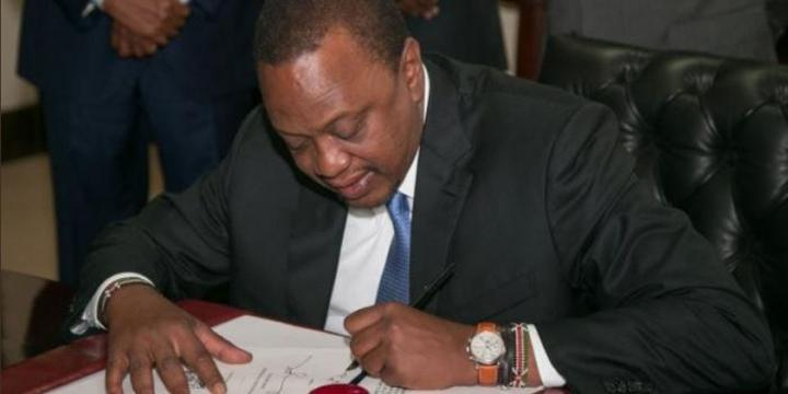UN Writes to Uhuru Over Crimes Committed Against Kenyans