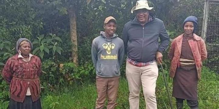I Want to Be a Farmer - Uhuru Unveils Fresh Retirement Plans