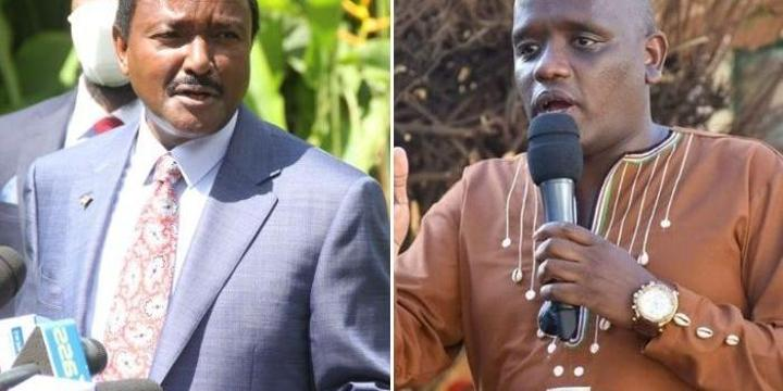 Itumbi Takes on Kalonzo Over Ruto 'is Not Scary' Remarks