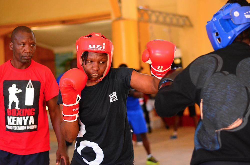 Andiego combs out Kayole for budding talent as she shapes up for Commonwealth Games