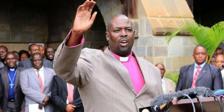 Archbishop Ole Sapit: Why Kenyans Are Poor