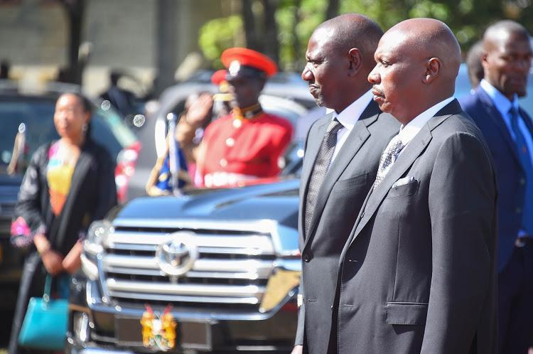Ruto showdown as Gideon enters presidential race