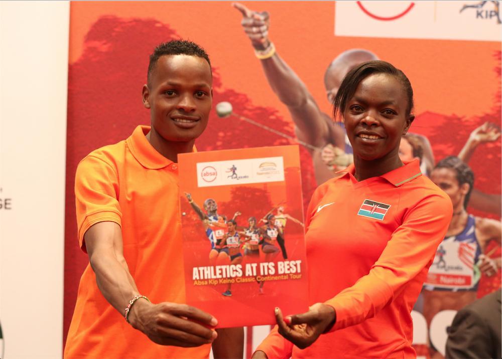 Kenya eye Diamond League event after World Continental success