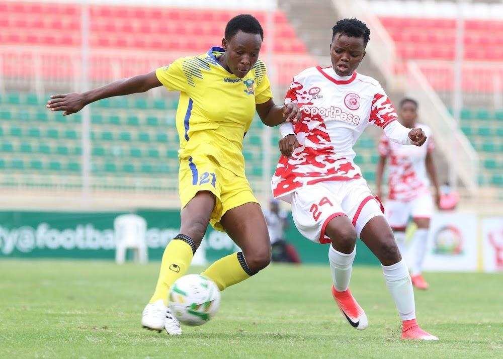 I am ripe enough to guide Vihiga, says interim coach Nyamunyamu
