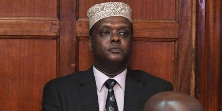 Ex-CS Hassan Wario Found Guilty of Corruption