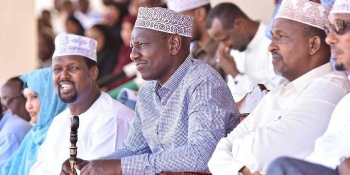 Governor Revives Ruto's Former Party