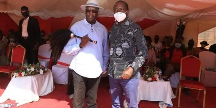 Kalonzo's Wiper in Shambles After my Departure – Muthama