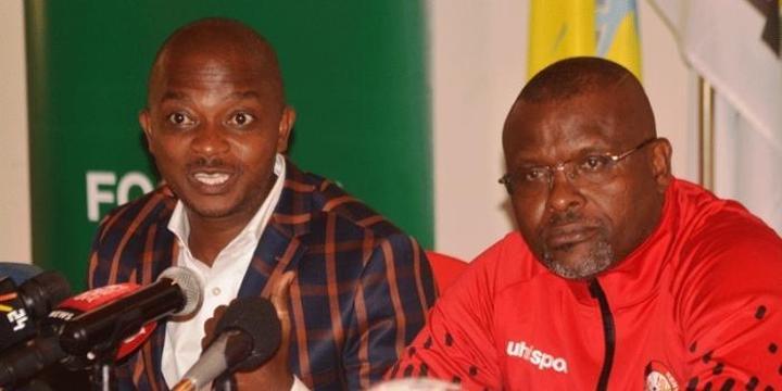 Ghost Mulee Clarifies Why he Left Harambee Stars Coaching Job