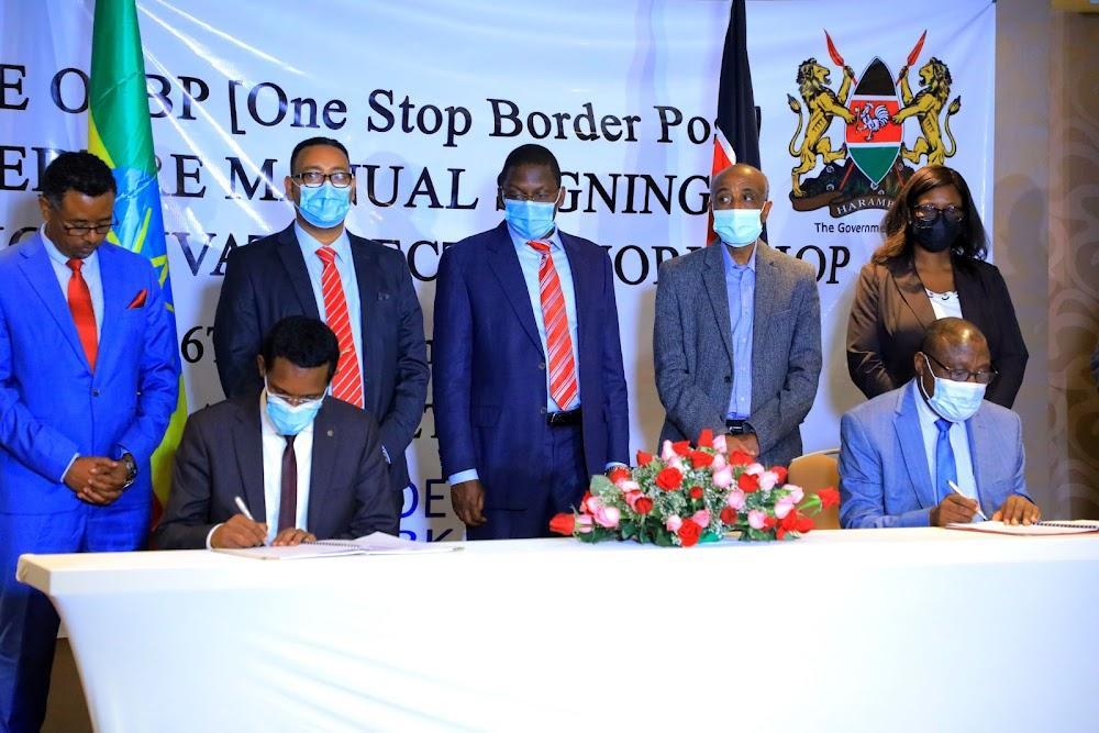 Kenya, Ethiopia sign manual for Moyale OSBP