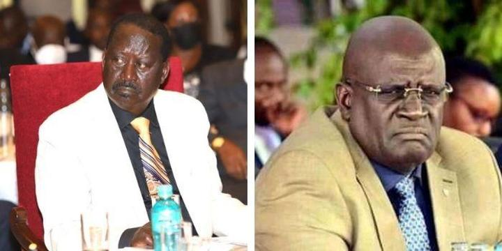 Raila's Advise to Magoha on How to Handle Parents Opposing CBC
