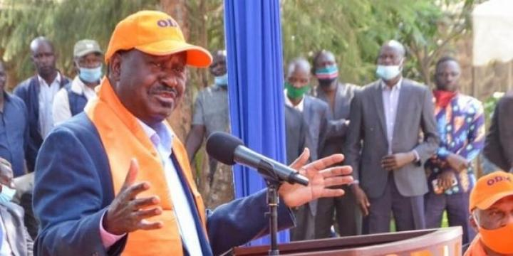 Why Raila Will Declare Candidacy After Voter Registration