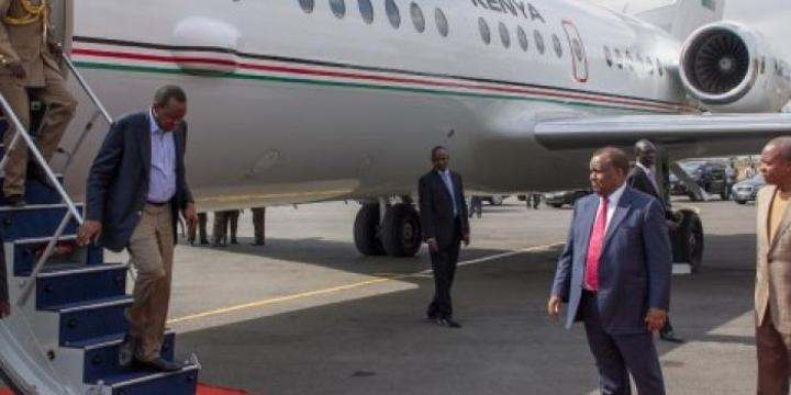 Here is What Has Kept Uhuru Abroad for Over a Week