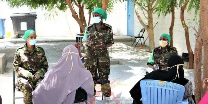 Meet KDF's All Female Rescue SquadFighting in Somalia