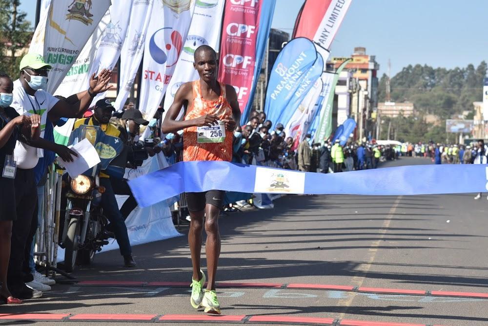 Tanui assures marathon winners of prize monies after long wait