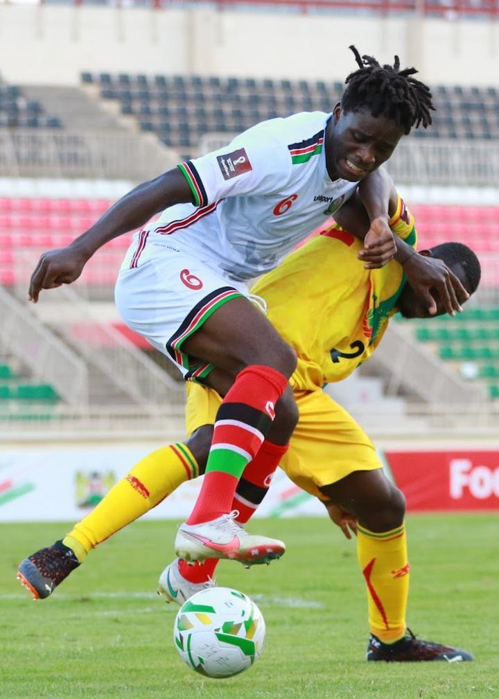 Harambee Stars gaffer Firat optimistic despite defeat