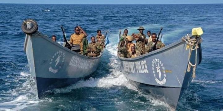 ICJ Ruling on Kenya - Somalia Maritime Case