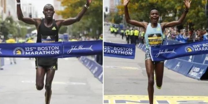 The Millions Kenyan Athletes Will Bring Home After Winning Boston Marathon