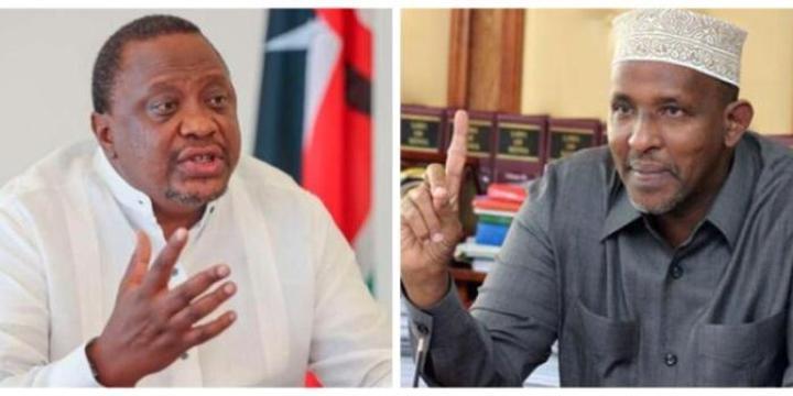 Duale's Harsh Sentiments to Uhuru