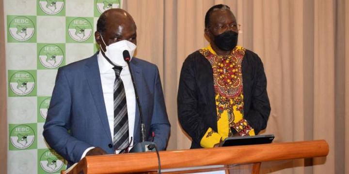IEBC Suspends Voter Registration In Four Devolved Units