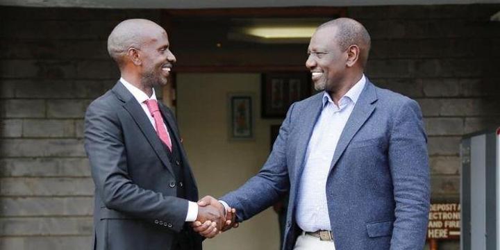 Wilson Sossion Joins DP Ruto's UDA