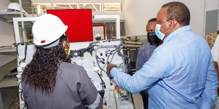 Car Sales Rise After Uhuru's Directive
