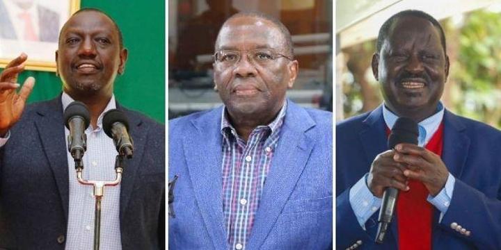 Willy Mutunga Calls Out Raila, Ruto