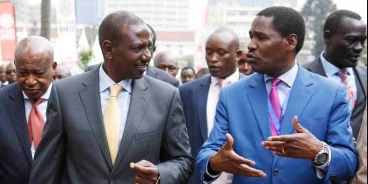 CS Munya Castigates Ruto Over Owning Mt Kenya
