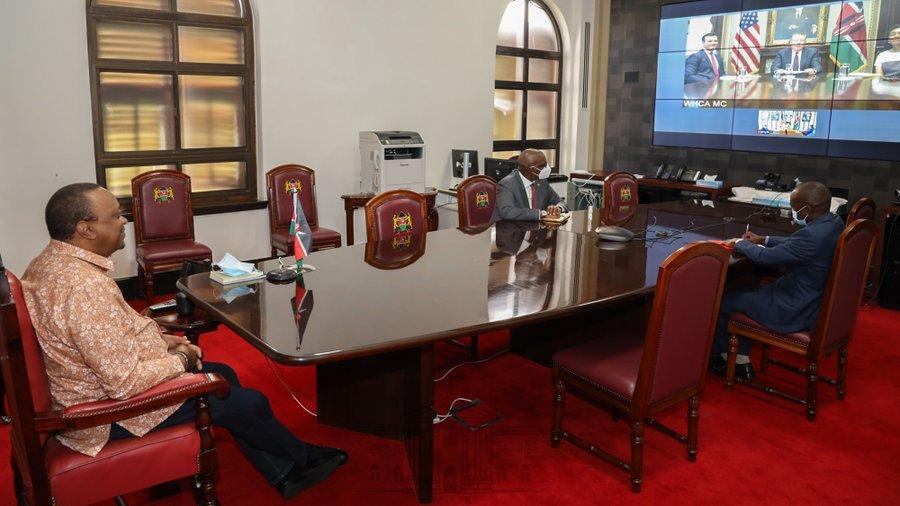 Kenya-US trade talks stall as Biden administration reviews pact