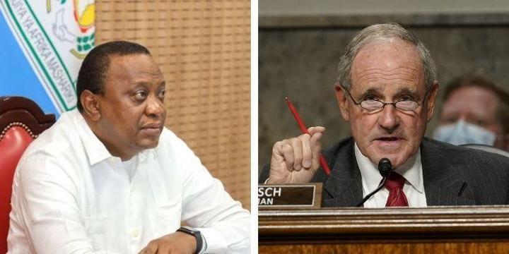 U.S Senator's Hard-Hitting Questions to Uhuru