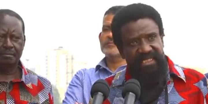 Renowned UoN Professor Spearheading Raila's 2022 Agenda