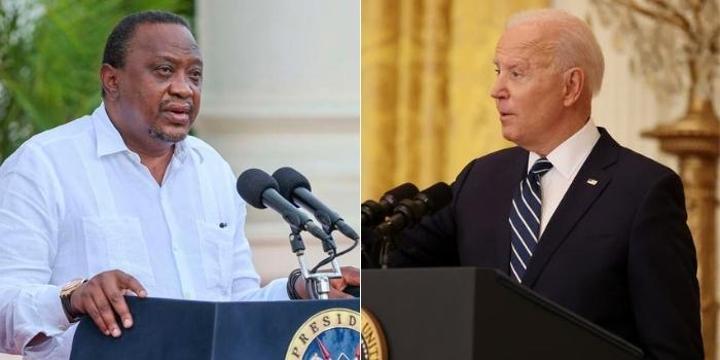 Uhuru Rejects Biden's Trade Deal