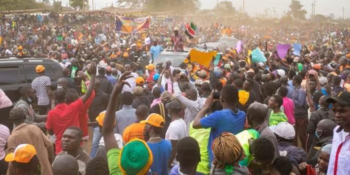Politicians Free to Splash Money as IEBC Abolishes Spend Limits