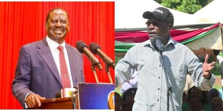 Khalwale Defends Raila on Live TV