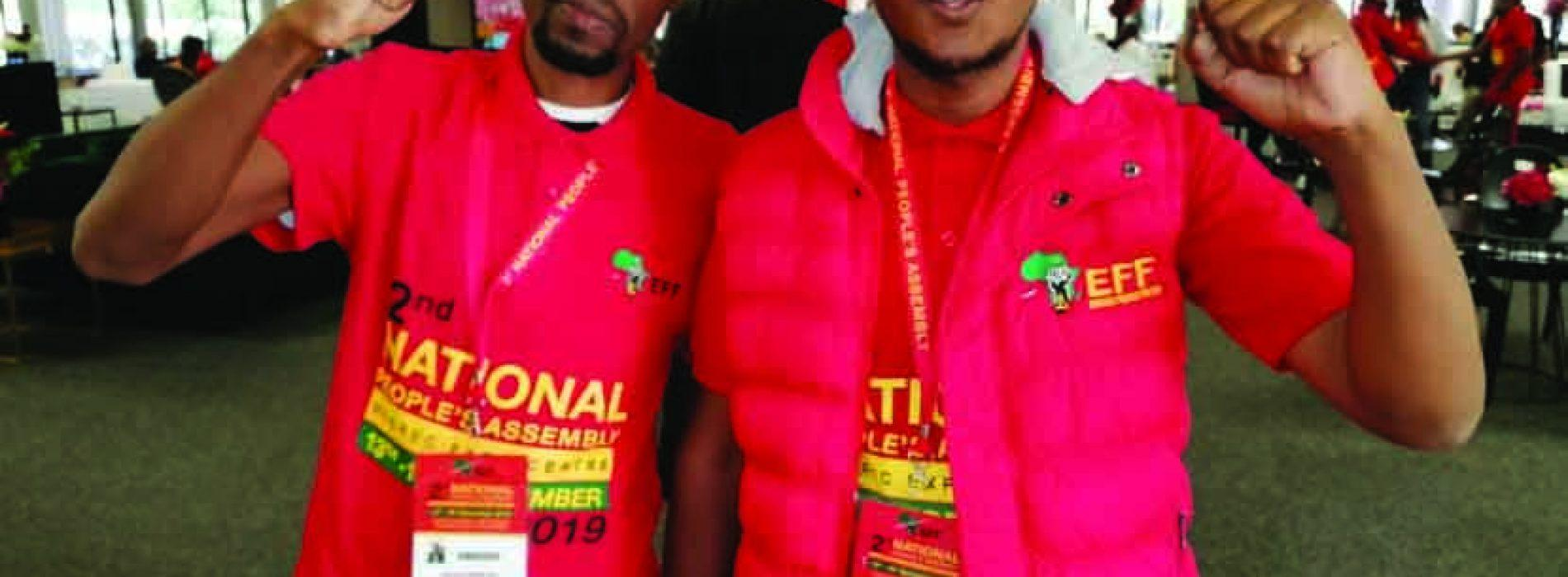 EFF spreads wings to Lesotho