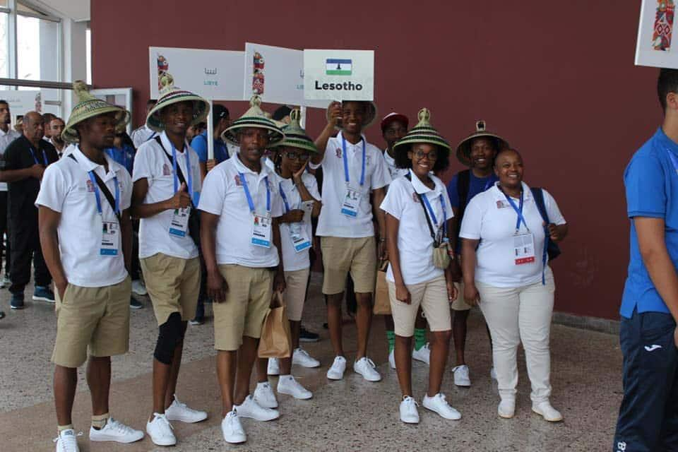27 athletes make Team Lesotho
