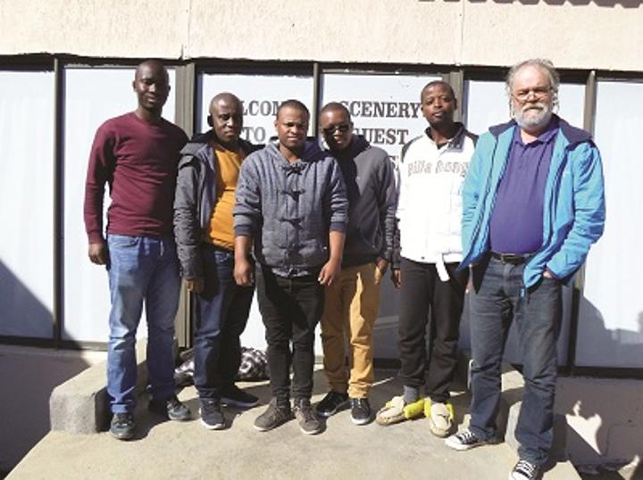 Lesotho add three more chess arbiters