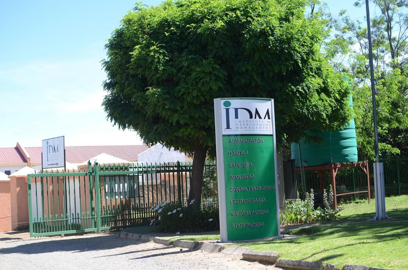 IDM hosts senators in 'The Lesotho We Want' debate