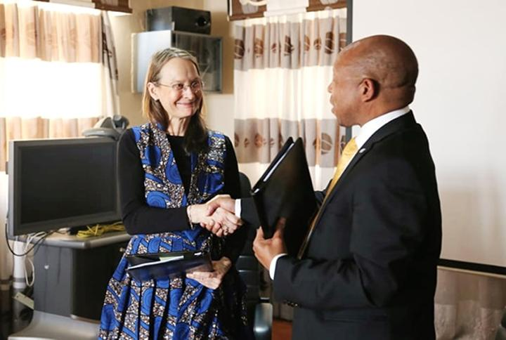 M1.89 billion boost for ailing Lesotho