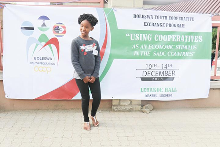 Lesotho hosts youth co-operatives summit