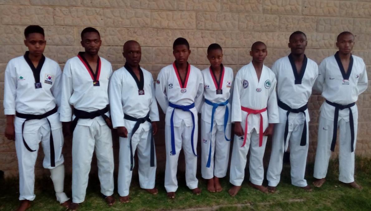 Taekwondo tussle bound for world body