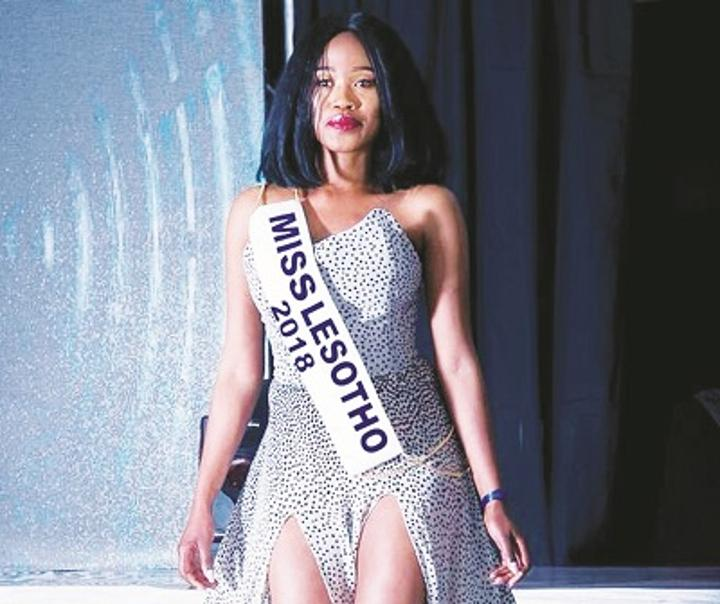 Miss Lesotho set to jet off to China