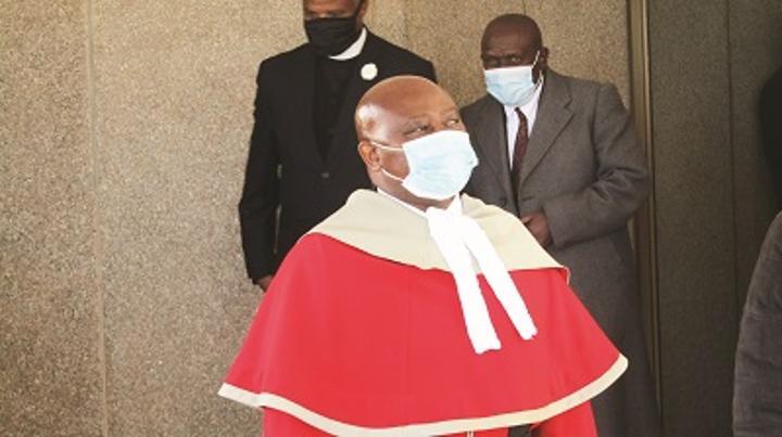 Constitutional Court endorse judicial immunity