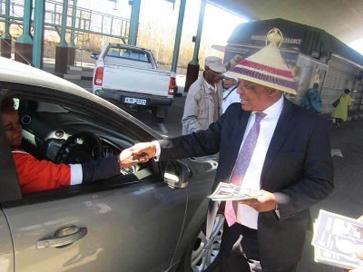 Lesotho is digitally one step ahead